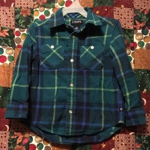 Chaps Shirts & Tops - Chaps Flannel Shirt